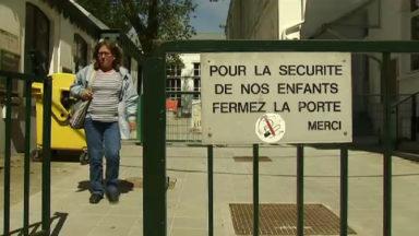 Tentative de kidnapping dans une école à Ixelles : les mesures de sécurité ont été renforcées