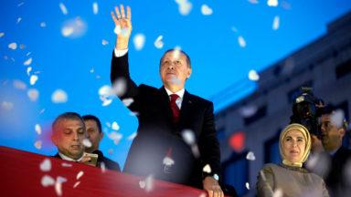 La manifestation autour du président turc Erdogan annulée : Clerfayt demande aux citoyens de «rester chez eux»