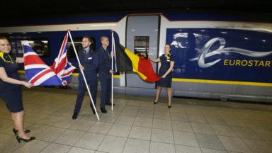 Le nouvel Eurostar e320 se dévoile à Bruxelles : 150 places en plus vers Londres