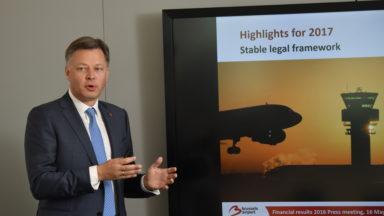 Impact significatif des attentats sur les résultats annuels de Brussels Airport