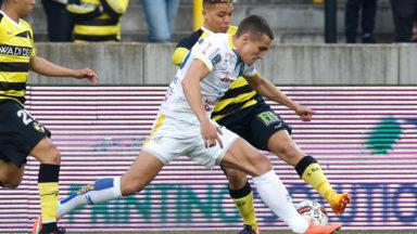 Playoffs 2 : L'Union Saint-Gilloise s'incline face au Lierse