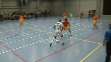 Futsal : Selaklean Thulin s'est imposé 4-2 face à Hamme