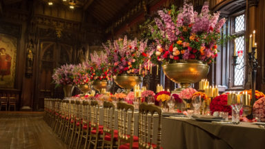 La 3e édition de Flowertime va fleurir l'Hôtel de Ville de Bruxelles du 11 au 15 août