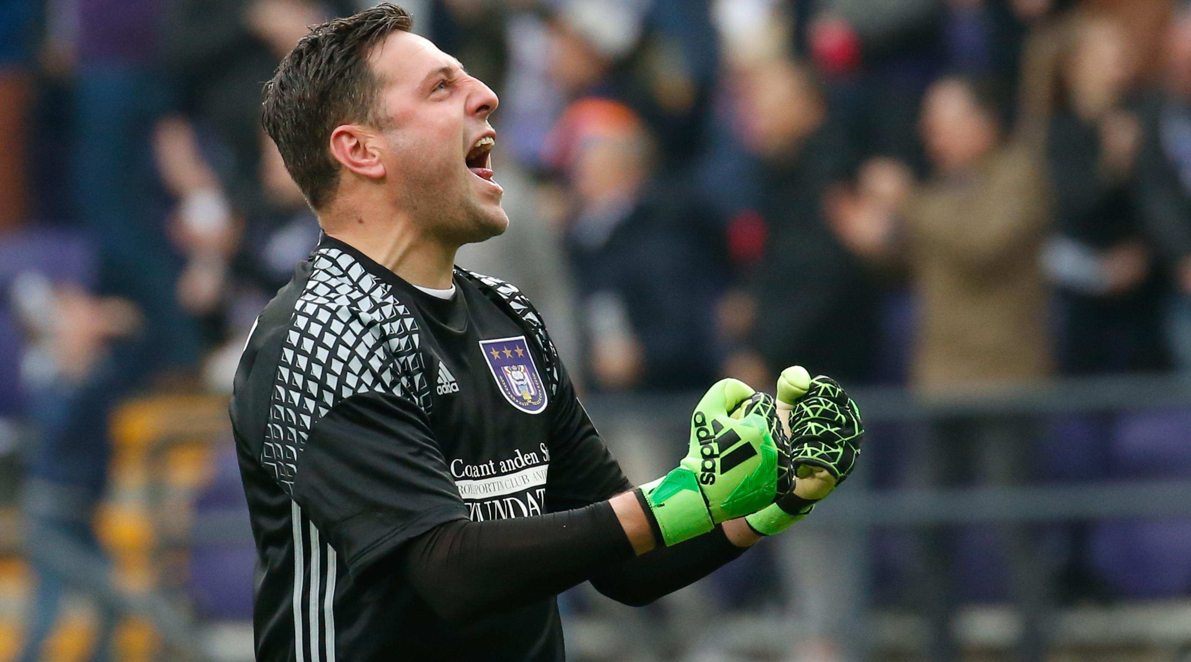 Frank Boeckx - RSC Anderlecht