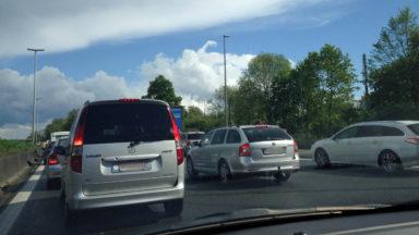 Une circulation dense avec quelques bouchons pour le premier week-end de départs