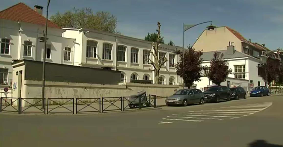 Ixelles - Ecole 8