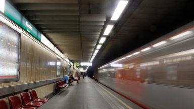 Le trafic des métros a repris entre Herrmann-Debroux et Mérode