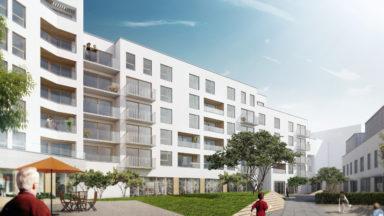 Le secteur immobilier croit en Molenbeek et veut le montrer à Donald Trump