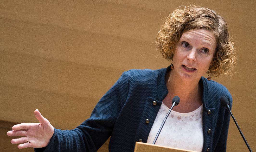Marie-Martine Schyns - Belga