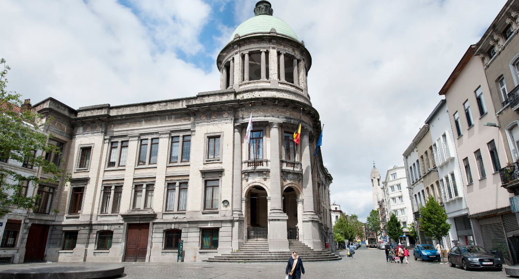 Molenbeek - Hôtel de Ville