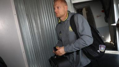 Olivier Deschacht et Andy Najar prolongent à Anderlecht