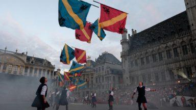 La première représentation de l'Ommegang, c'est ce soir à Bruxelles