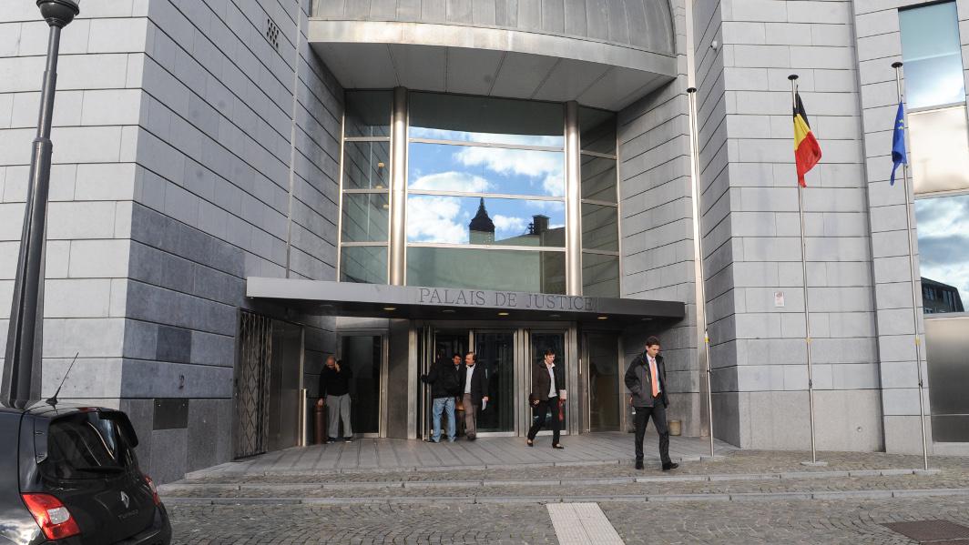Palais Justice Liège