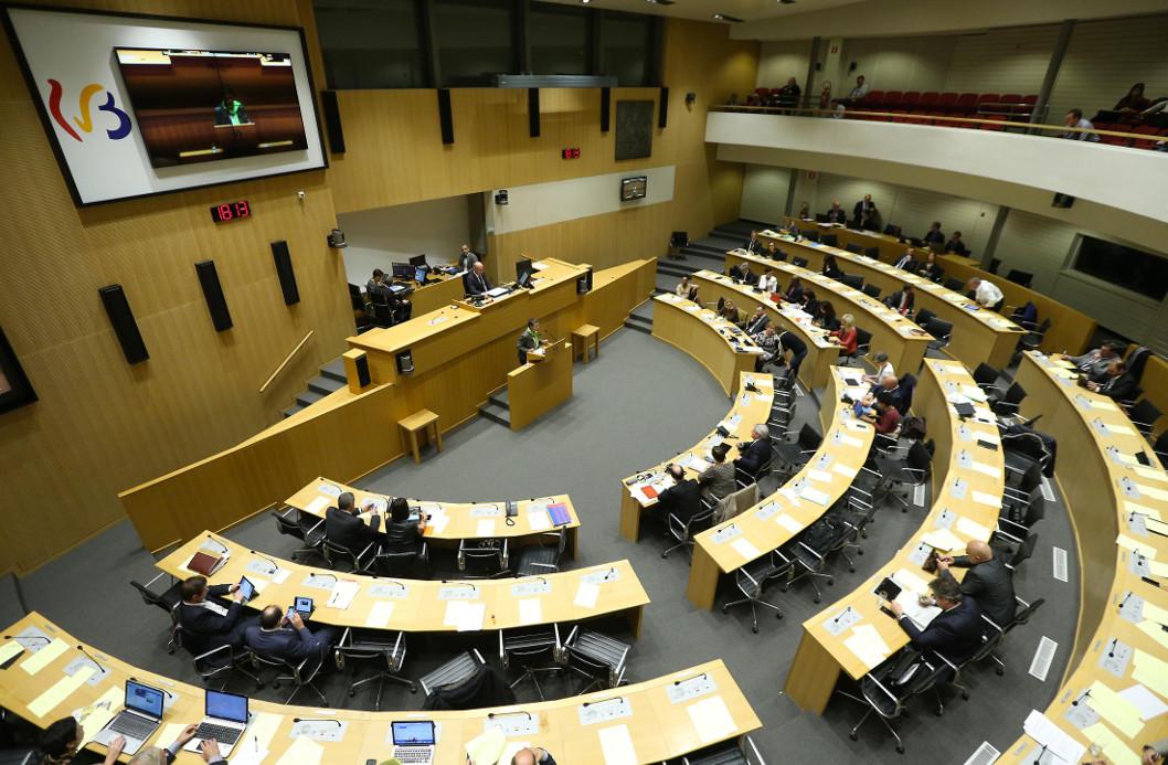 Parlement de la Fédération Wallonie-Bruxelles - Illustration