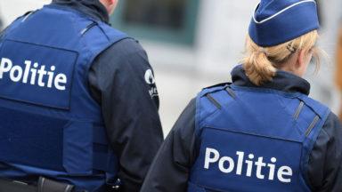 La police ouvre le feu sur une voiture qui a forcé un contrôle à Molenbeek