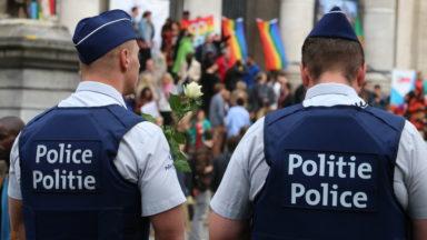 Saint-Gilles : un homme armé a été arrêté dans la rue de l'hôtel des Monnaies