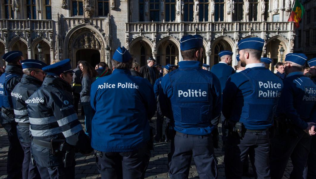 Visite de Trump et sommet de l'OTAN : les polices néerlandaise et ...