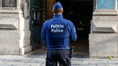 Les six zones de police bruxelloises travailleront ensemble pour le Nouvel An