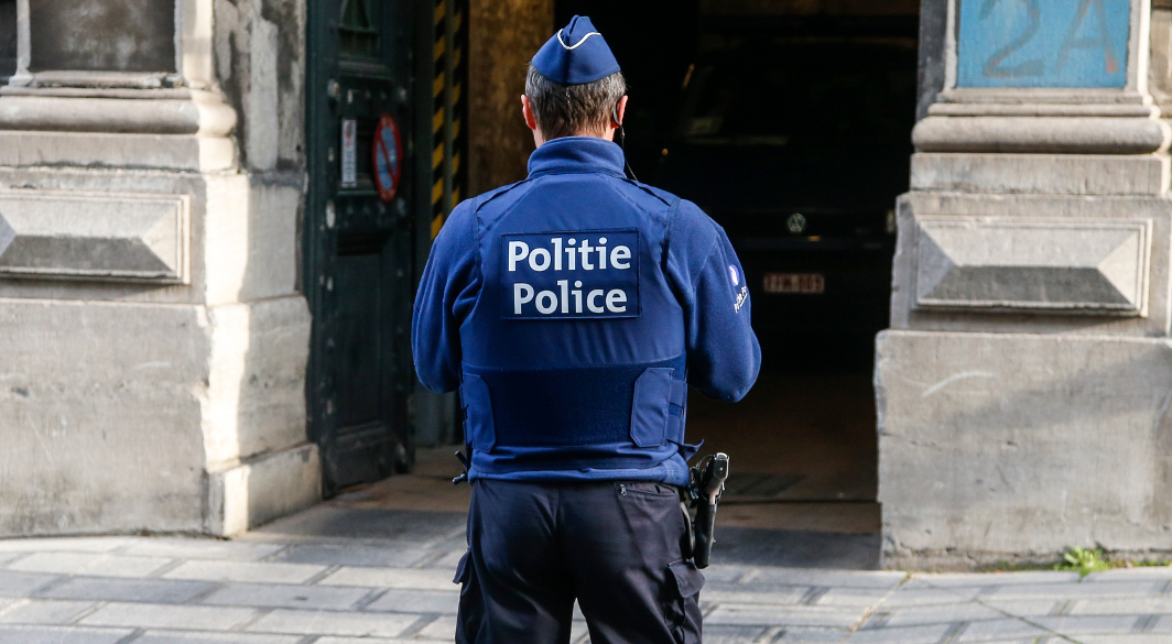 Police - Justice Bruxelles