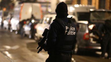 Trois personnes interpellées après deux violentes bagarres à Schaerbeek