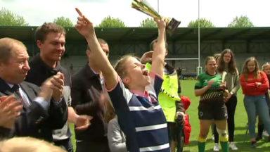 Rugby féminin : les Boitsfortoises, championnes de D1  face à Derdermonde