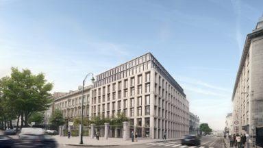 Facebook va installer son QG bruxellois dans le Quartier européen