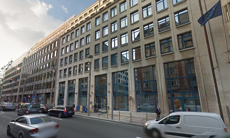 Rue de la Loi - Immeuble