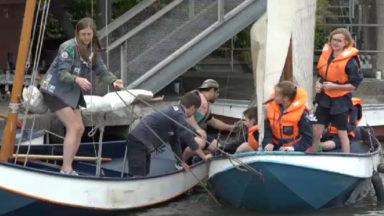 Qui sont les scouts marins de la 75e Sea Scouts ?