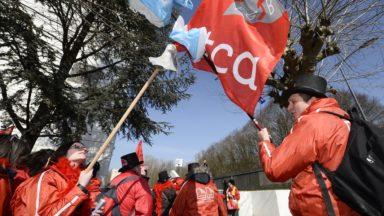 Secteur non-marchand : les syndicats déposent un préavis de grève et annoncent une action le 24 octobre