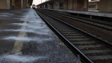 Un accident provoque des retards sur la ligne ferroviaire entre Bruxelles-Nord et Bruxelles-Midi