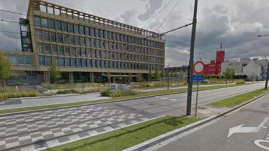 Bruxelles : un tram déraille sur le quai des Usines après un accident