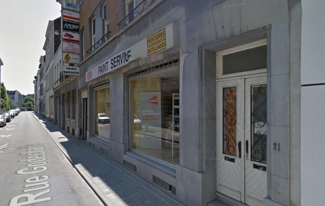Squat Ixelles - Rue Godecharles