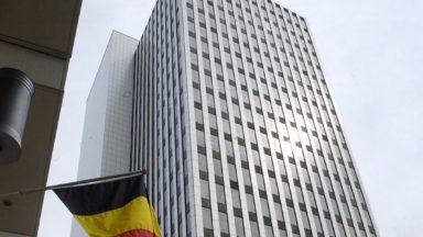 Saint-Josse : la tour IBM va être rénovée, l'idée d'une sphère est abandonnée