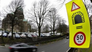 Rénovation du tunnel Léopold 2 : les alternatives pour les automobilistes dévoilées