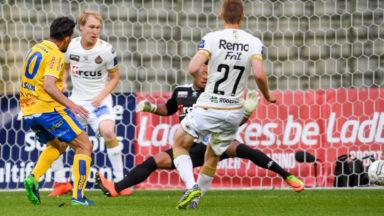 L'Union Saint-Gilloise perd 1-3 face à Waasland Beveren