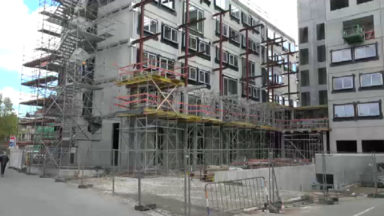 Etterbeek : un corps retrouvé sur le campus de la VUB