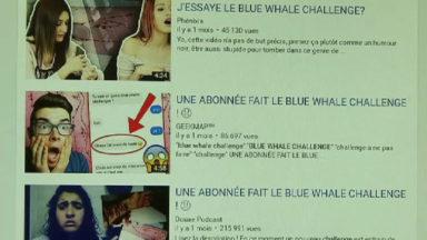 Le défi de la « Baleine bleue » : 18 dossiers au parquet fédéral
