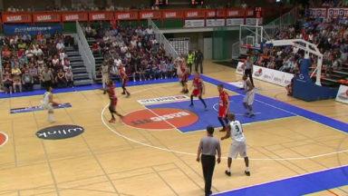 Basket: victoire du Brussels face à Limburg