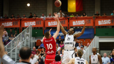 Basket : Limburg United s'impose au Brussels 70-75