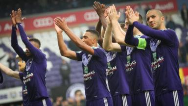 Football: Anderlecht candidat à sa propre succession face au nouveau Bruges de Leko et à Gand