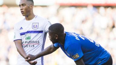 Les Anderlechtois concèdent un partage contre Bruges