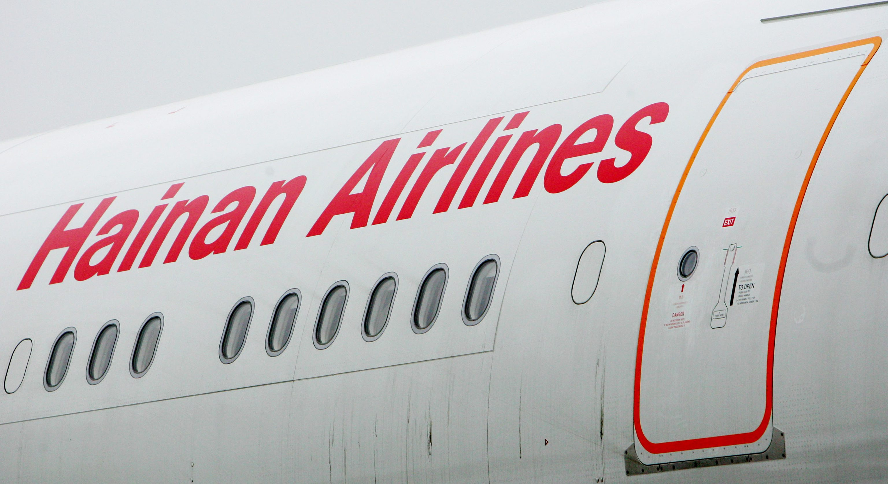 BELGIUM ZAVENTEM HAINAN AIRLINES AIRBUS A330