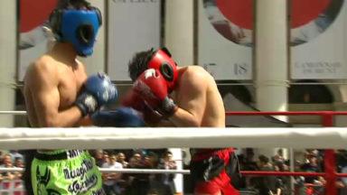 Mondiaux de boxe : Ibrahima Diallo battu par le numéro un mondial Andy Cruz en 1/16e de finale