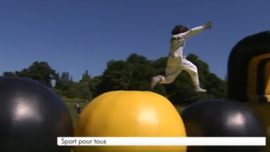 Brussels Sports Days : initiations sportives au Parc de Laeken