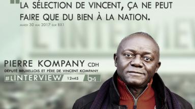 Kompany: «La sélection de Vincent, ça ne peut faire que du bien à la nation»