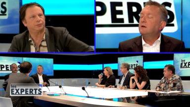 Les EXPERTS : accrochage entre Olivier Deleuze et Marc-Jean Ghyssels