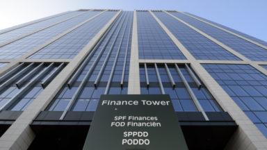 Les syndicats des Finances mènent une action lundi matin à Bruxelles