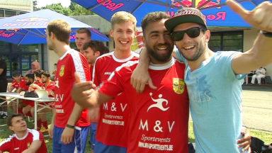 A la clé d'un tournoi de foot : un entraînement avec le célèbre Neymar !