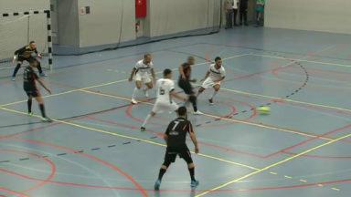 Futsal : défaite de l'AS Schaerbeek face à Hoboken (4-6)