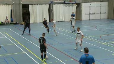 Futsal : l'AS Schaerbeek atomise Tervueren 3-10